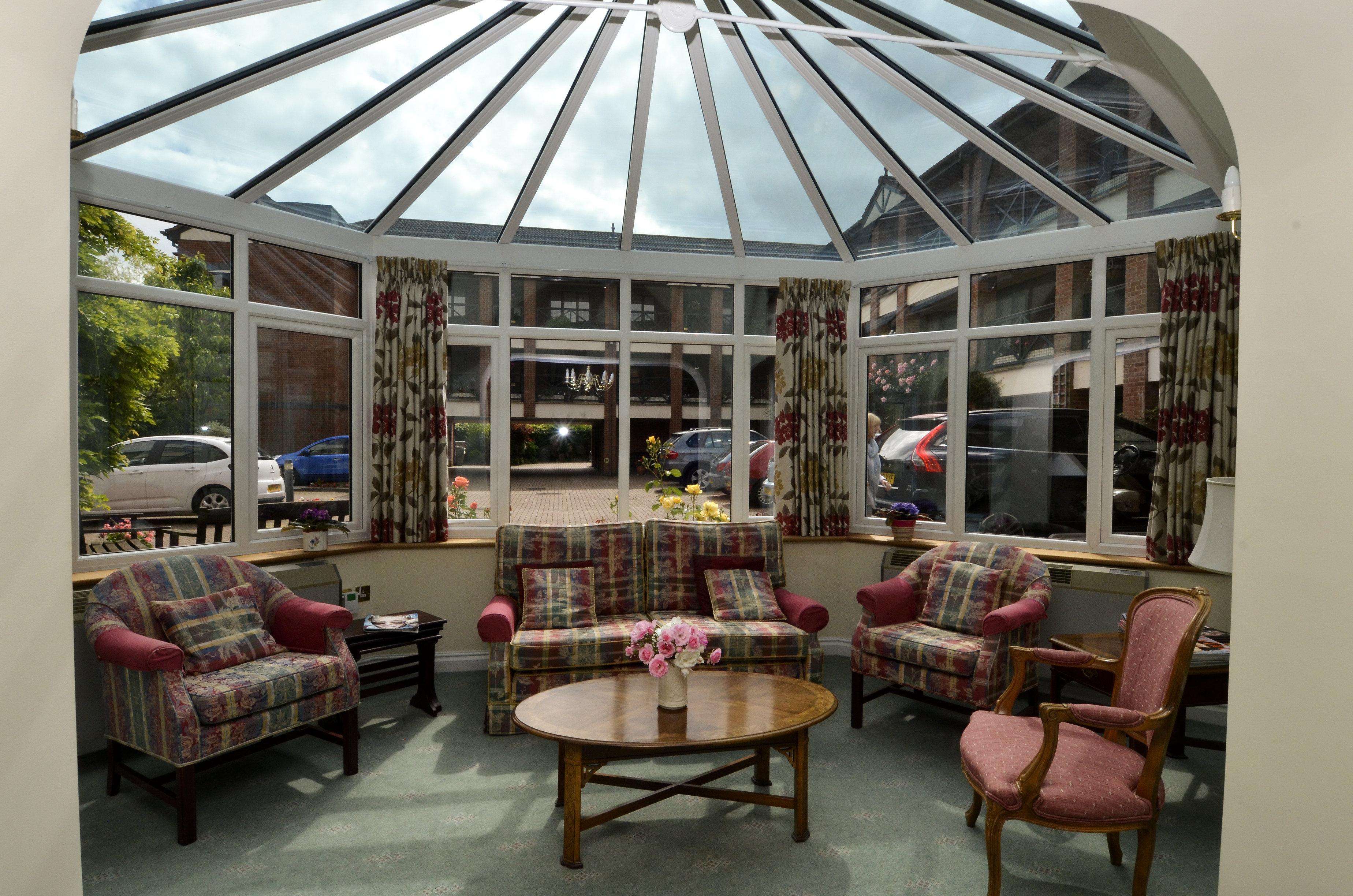 5 - conservatory inside