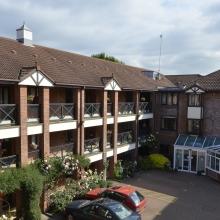 3 - Courtyard